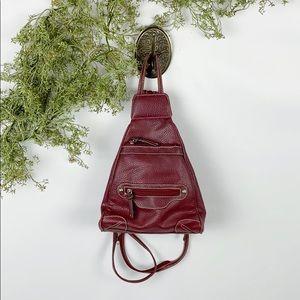 Vintage Liz Claiborne Mini Backpack Slingbag 🌿